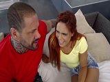 Rob Diesel le mete mucha caña a la española Gala Brown
