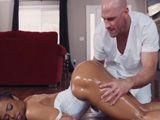 Como me gusta mi trabajo, como me gusta dar masajes