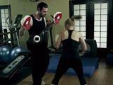 Me encanta el boxeo pero me gusta más mi entrenador