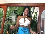Así de bien follan las latinas, una brasileña de infarto!